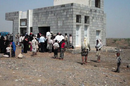 Food Assistance in Yemen (For The Media)
