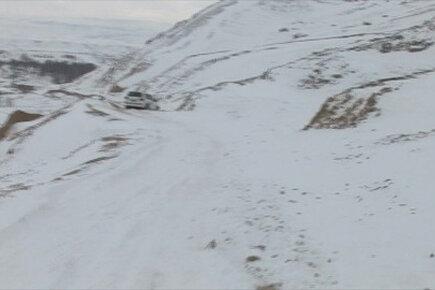 Harsh Afghanistan Winter (For The Media)