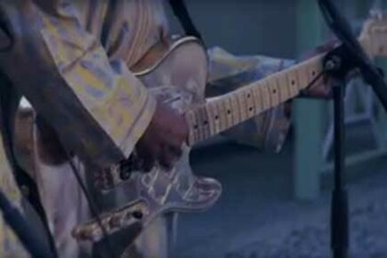 Preview Of  'Labendela', New Music Video By Amadou&Mariam
