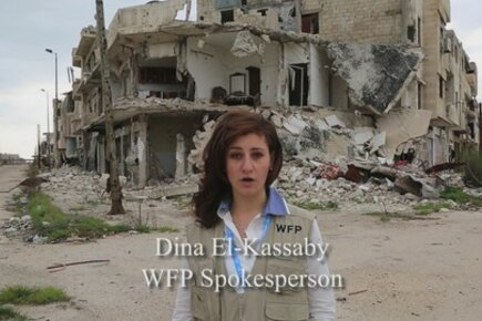 Syria: Message from WFP in Homs