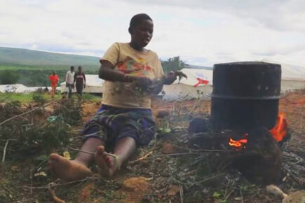 Thousands Of Burundi Refugees Flee To Neighbouring Countries
