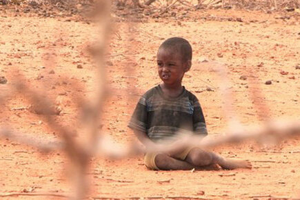 Keeping Hunger At Bay In Drought-Scorched Kenya