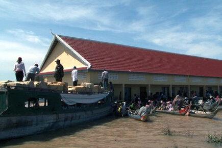Cambodia Floods (For The Media)