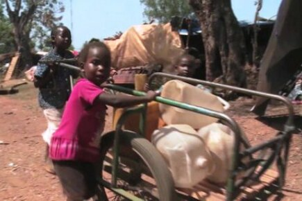 WFP Aims To Feed 1.25 Million People In Central African Republic (For The Media)
