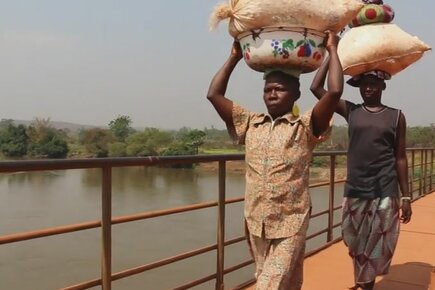 Bridging The Hunger Gap In A Divided City Of Bambari