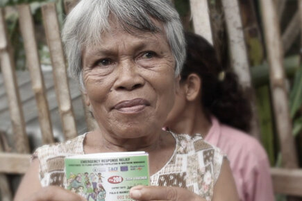 Philippines: Families Rebuild Their Lives After Tropical Storm