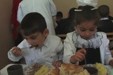 Armenia Gets Ready To Launch Its Own School Meals Programme