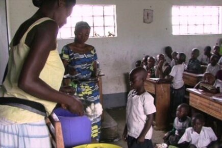WFP Forced To Cut Food Assistance In DR Congo
