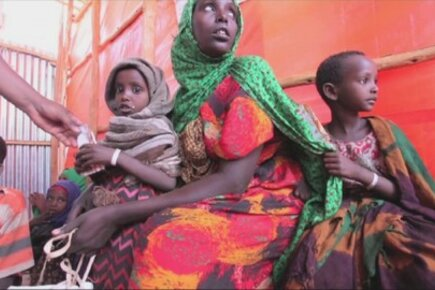 Hunger Brings More Somali Refugees To Ethiopia
