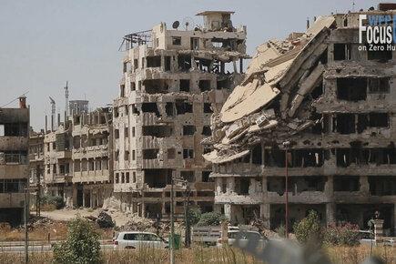 Focus On Zero Hunger: Syria (Episode 3)