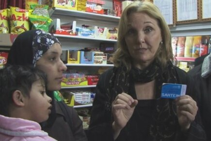 Food Vouchers in Hebron