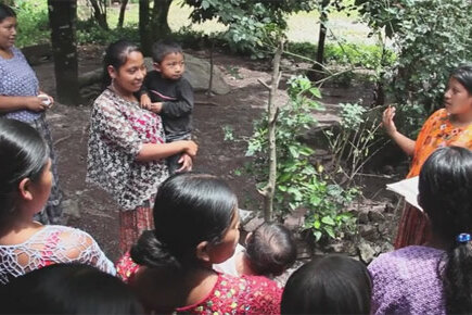 """We Are Learning And We Love It"": Guatemalan Women Get New Opportunities"
