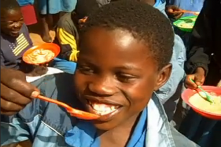 The happiest children in Malawi