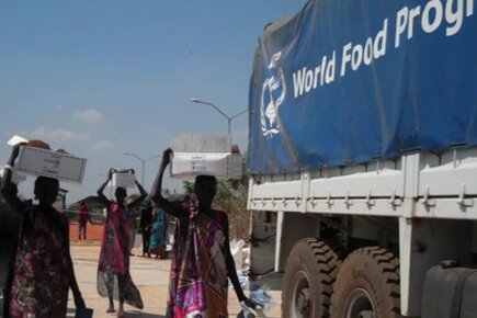 South Sudan: Food Distributions Underway For Families Displaced By Fighting