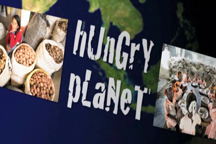 Hungry Planet: Episode 1