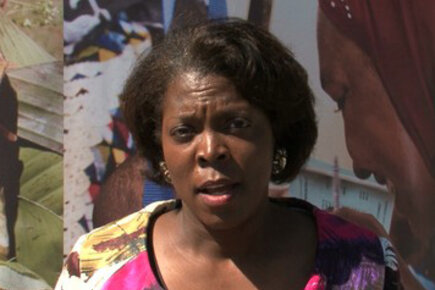 WFP Executive Director Ertharin Cousin on Rio + 20