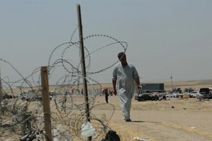 Heat and Dust in Northern Iraq
