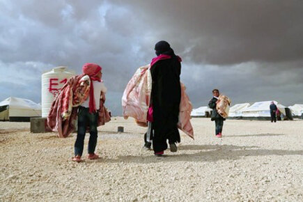 Syrian Refugees In Jordan (For The Media)