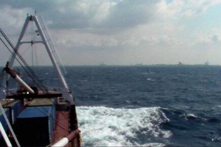 Libya Aid Ship (For The Media)