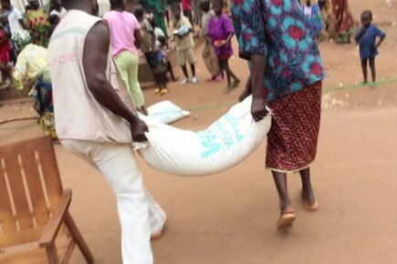 Refugees From CAR Spill Into Neighbouring Congo
