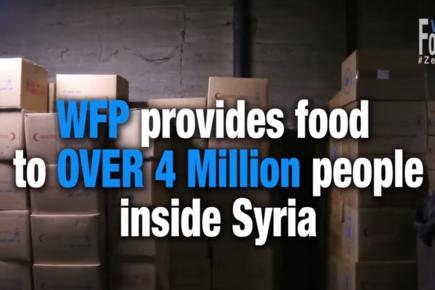 Focus On Zero Hunger: Madaya (Episode 11)