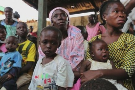 Central African Republic's Economy On Its Knees