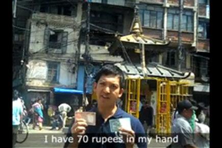 A Dollar A Day - Nepal