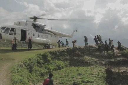 Nepal: WFP Food Reaches Remote Villages In Gorkha District