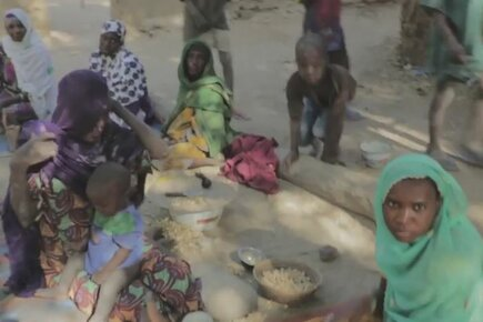 Nigeria Violence Drives Thousands Into Niger