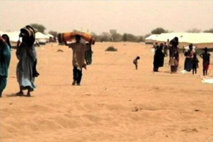 Mali Refugees Seek Food, Shelter In Niger