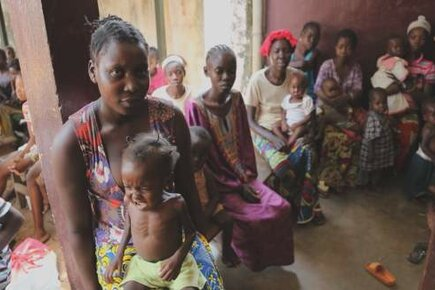 WFP Alarmed at Effects of Conflict on Childhood Malnutrition (For The Media)