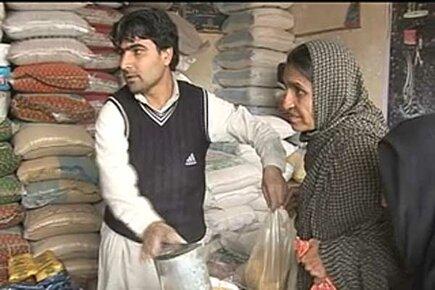 Food Vouchers Help Afghanistan's Urban Poor
