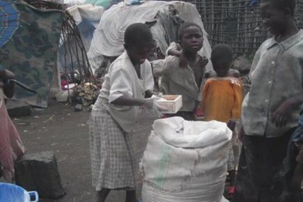 DRC: Feeding The Hungry In A Conflict Zone