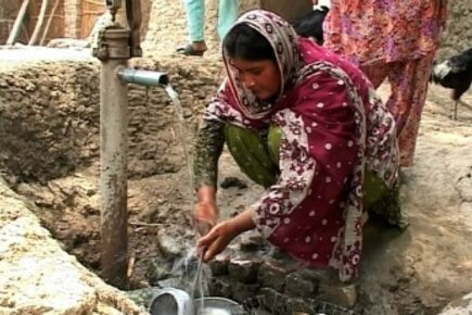 Pakistan Flood Victims A Year Later: Getting Back On Their Feet