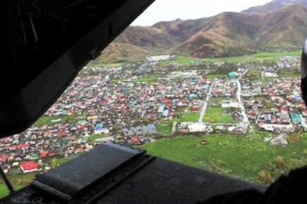 WFP On The Ground In The Philippines (For The Media)
