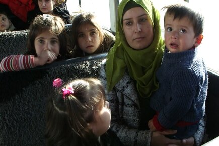 WFP Appeals for International Support As Long As Syrian Conflict Continues (For the Media)