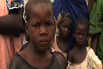Niger Hunger relief