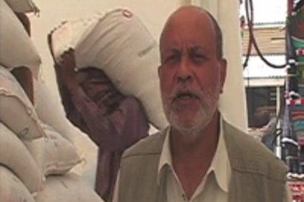 WFP focuses on the people most acutely affected by Pakistan floods
