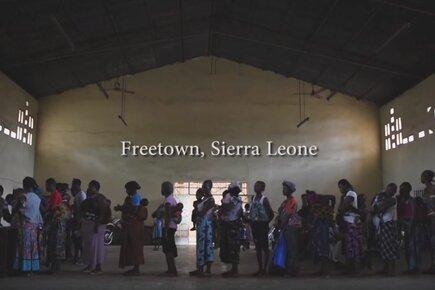Life After Ebola: Tackling Malnutrition In Sierra Leone