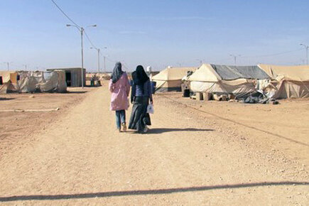 Executive Director Visits Syrian Refugees In Jordan And Lebanon (For The Media)