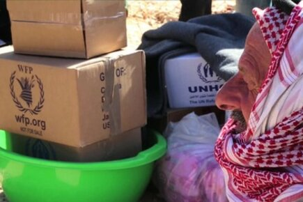 WFP Syria Operation and Regional Refugee Response (For The Media)