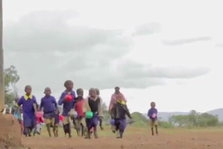 School Meals In Kenya