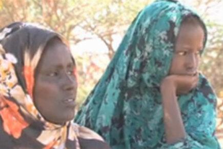 Somalia: Nomad Family Seeks Refuge Amid Drought