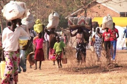 WFP In Urgent Need Of Funds To Help Refugees From South Sudan (For The Media)