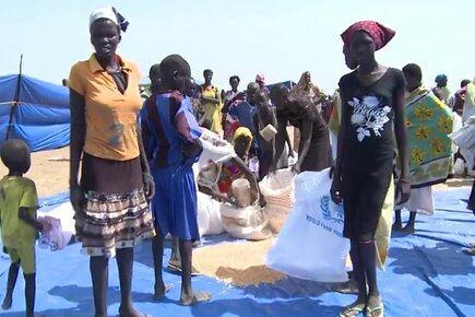 South Sudan Faces Hunger With Little Hope For Peace