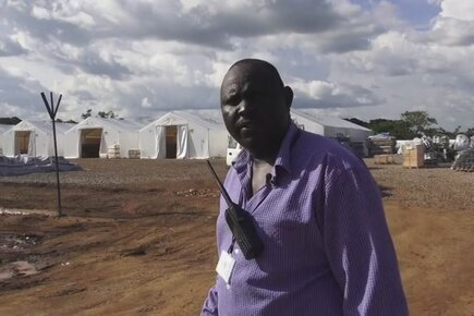 'Why I Came To Help Fight Ebola'