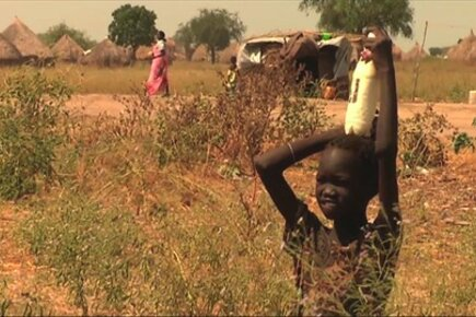 Growing Need For Food Assistance In South Sudan