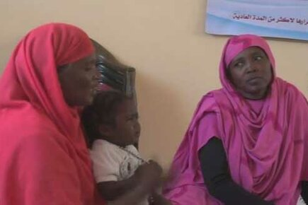 European Union Helps Treat Moderate Acute Malnutrition Among Young Children In Sudan