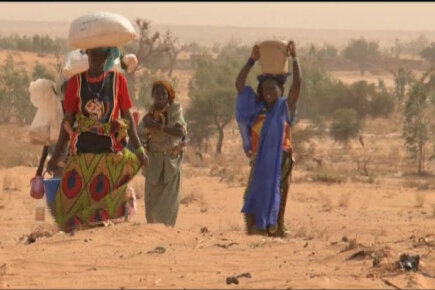 Coping with Drought in Eastern Niger