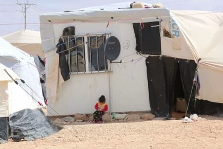 Syrian Refugees' Four Years Of Struggle And Hope